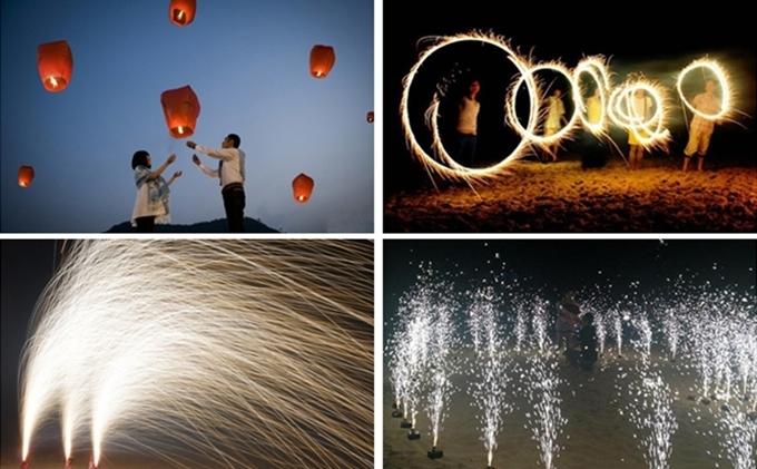 汕尾红海湾,浪漫风车,遮浪半岛,烟花孔明灯,莲花山渡假2日游